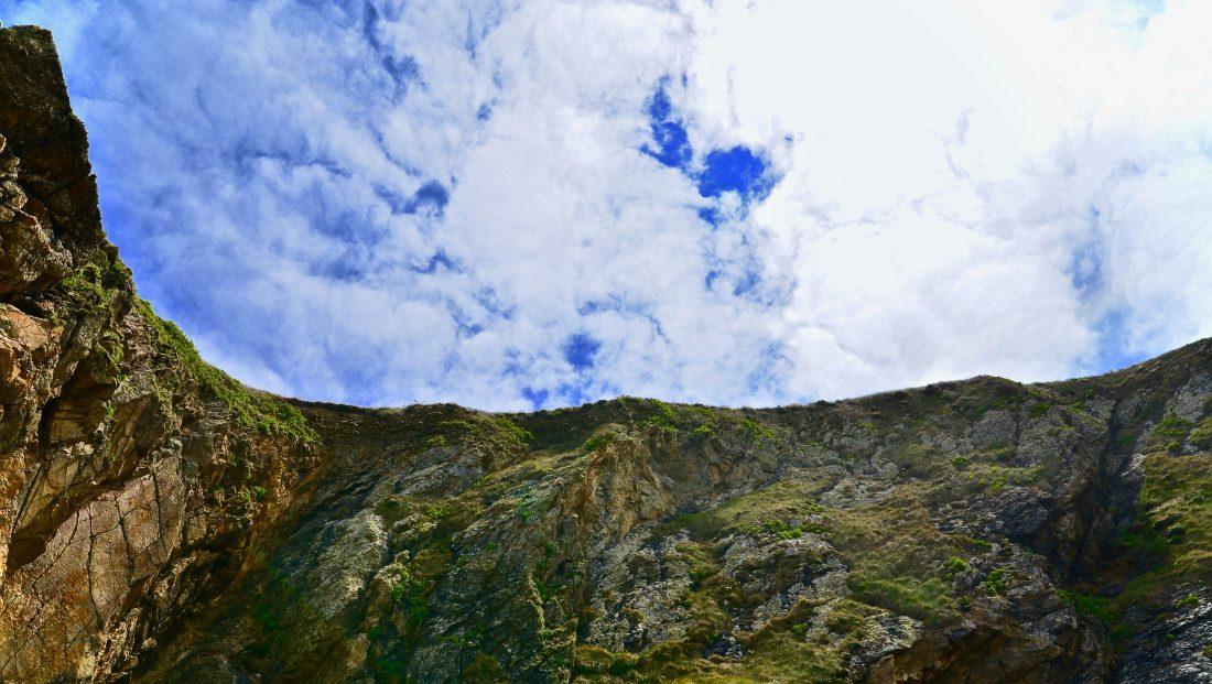 Le Loch / Pointe du Mouton / Druidenbucht